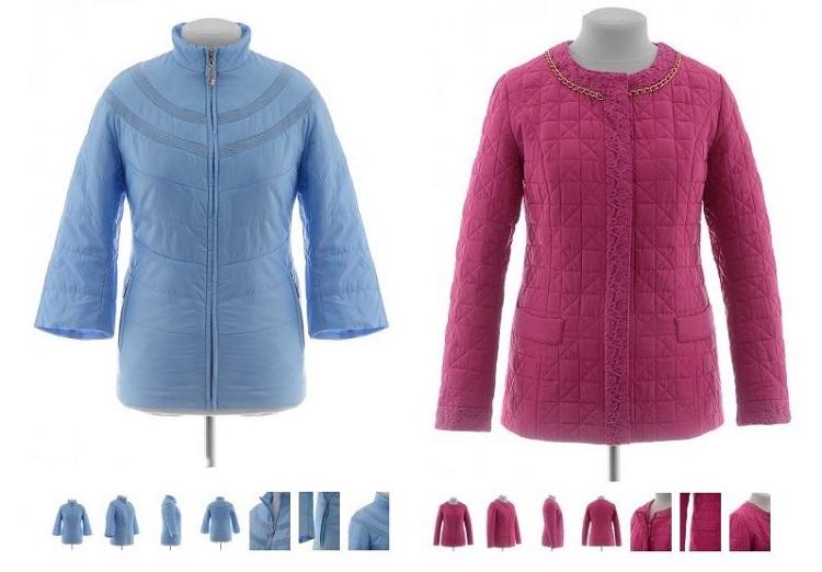 Fashion куртки-51. Разнообразная женская верхняя одежда на зиму и весну, от 38-го до 66-го размера. Новые весенние модели, куртки от 1400 руб.!
