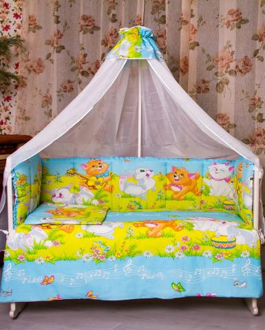 Приглашаю в сбор постельных принадлежностей для малышей. Появились новые комплекты
