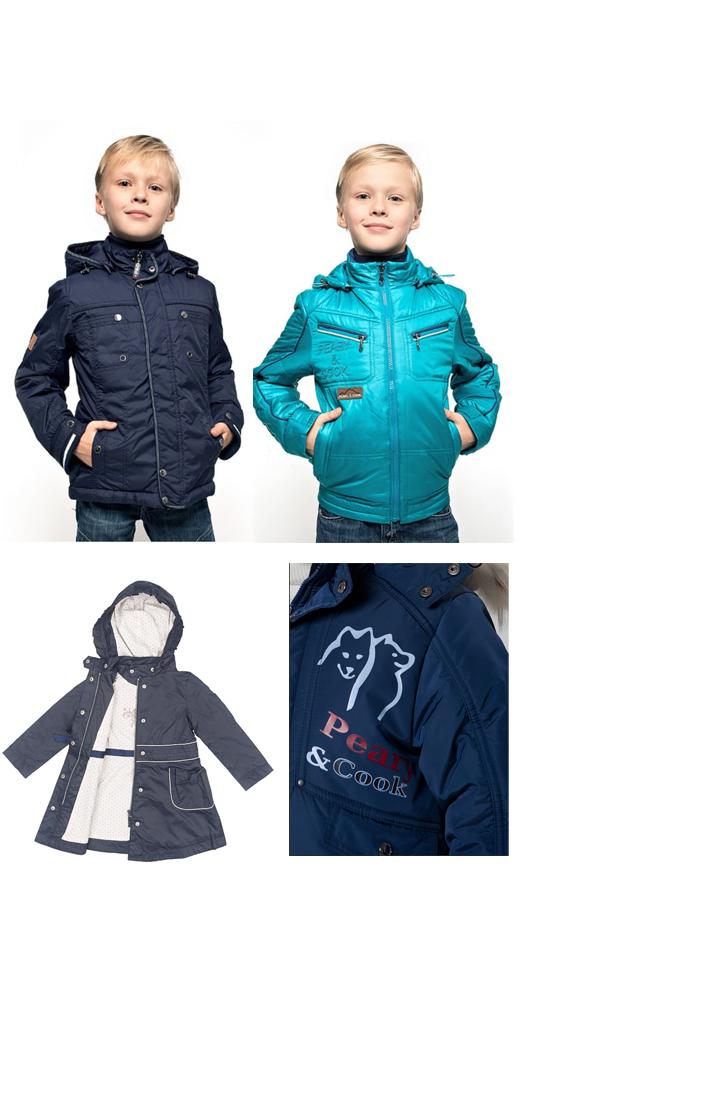 Сбор заказов. Российско-канадский бренд Poeoaoroyo&Coooook. Модные курточки на весну!