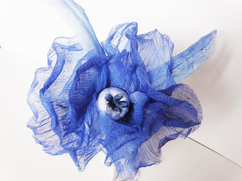 Синий-синий иней.. ! :)