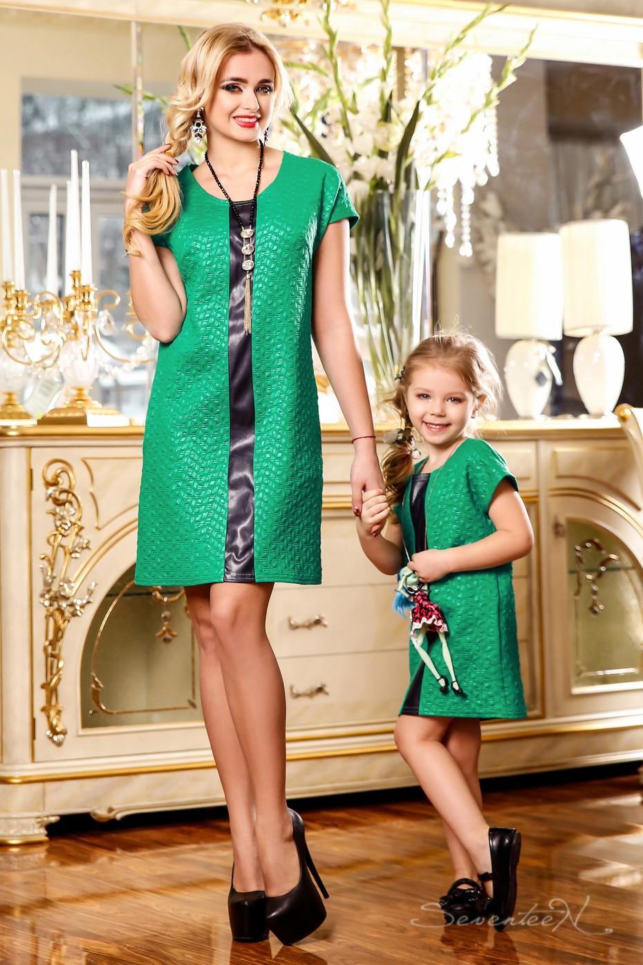 Приглашаю в закупку очаровательных платьев, а также блузы, юбки, леггинсы. Появились парные платья для мамы и дочки.