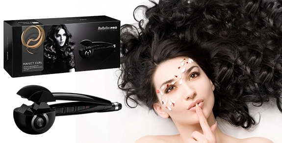 � 8 �����! Babyliss Pro Perfect Curl. ��������� ������� - ������� ��� �������� �������! 31 ����