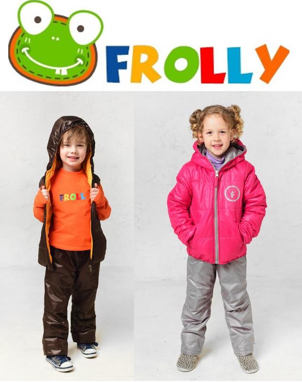 Frolly - весенняя коллекция 2016 года