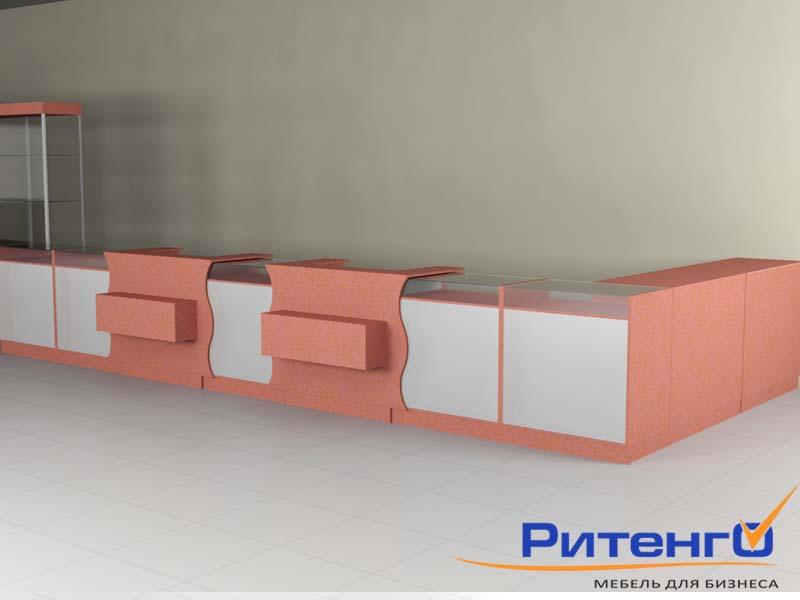 Изготовление торговой мебели для магазинов на заказ в Нижнем Новгороде