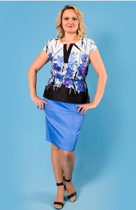 Сбор заказов. Bиpджи Cтaйл-8. Правильные платья для леди размеров 48-60! Нарядные модели для торжеств и на каждый день