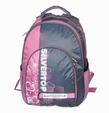 Silver Top. Качественные и недорогие ранцы, рюкзаки и сумки. С ними в школу, в дорогу, на отдых
