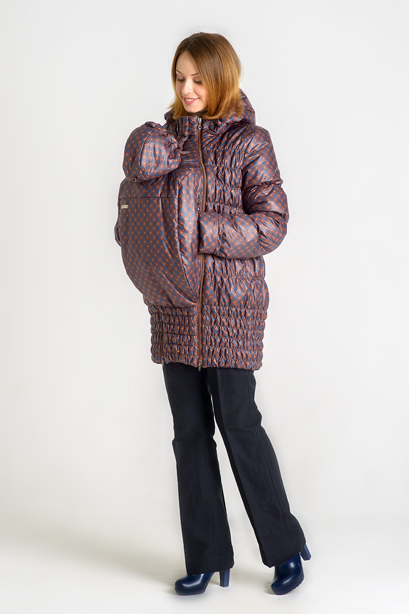 Восхитительные принты и дизайн. Модная и технологичная верхняя одежда для беременных, от которой невозможно отказаться и после. Выкуп 3