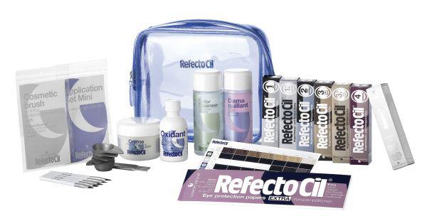 Cбор заказов. RefectoCil - профессиональные системы окрашивания ресниц и бровей