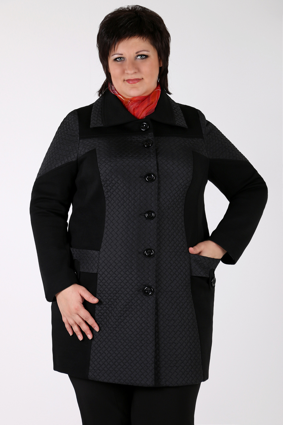 Женские пальто, куртки, ветровки и плащи больших размеров по выгодным ценам. Без рядов!
