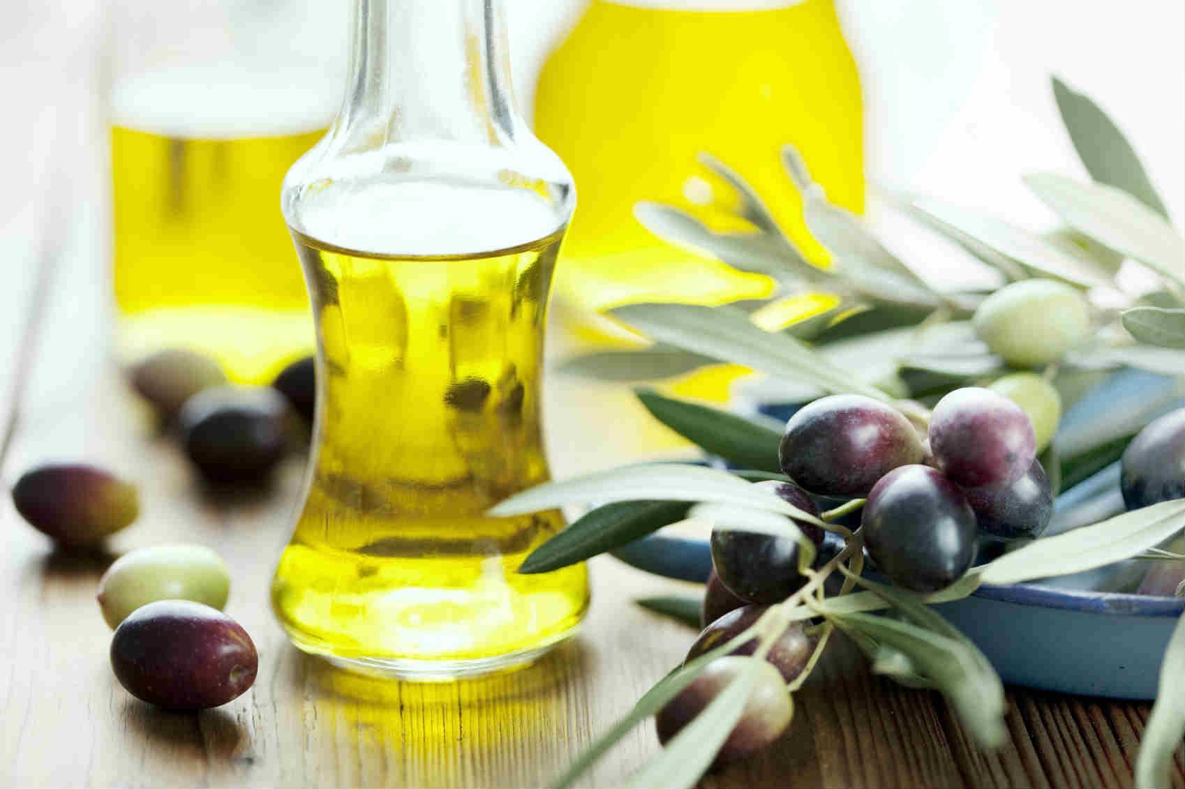 Об оливковом масле.