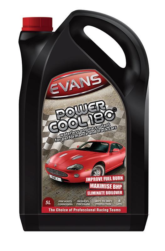 EVANS - Безводная охлаждающая жидкость. Как она работает!?