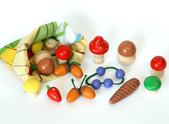 Русская деревянная игрушка-Климо. Фигурки, каталки, кукольная мебель, дидактические наборы и многое другое.