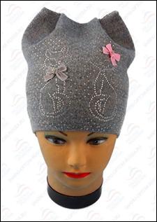 Детские весенние шапочки от 115 руб.