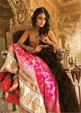 Секреты красивых волос из Индии