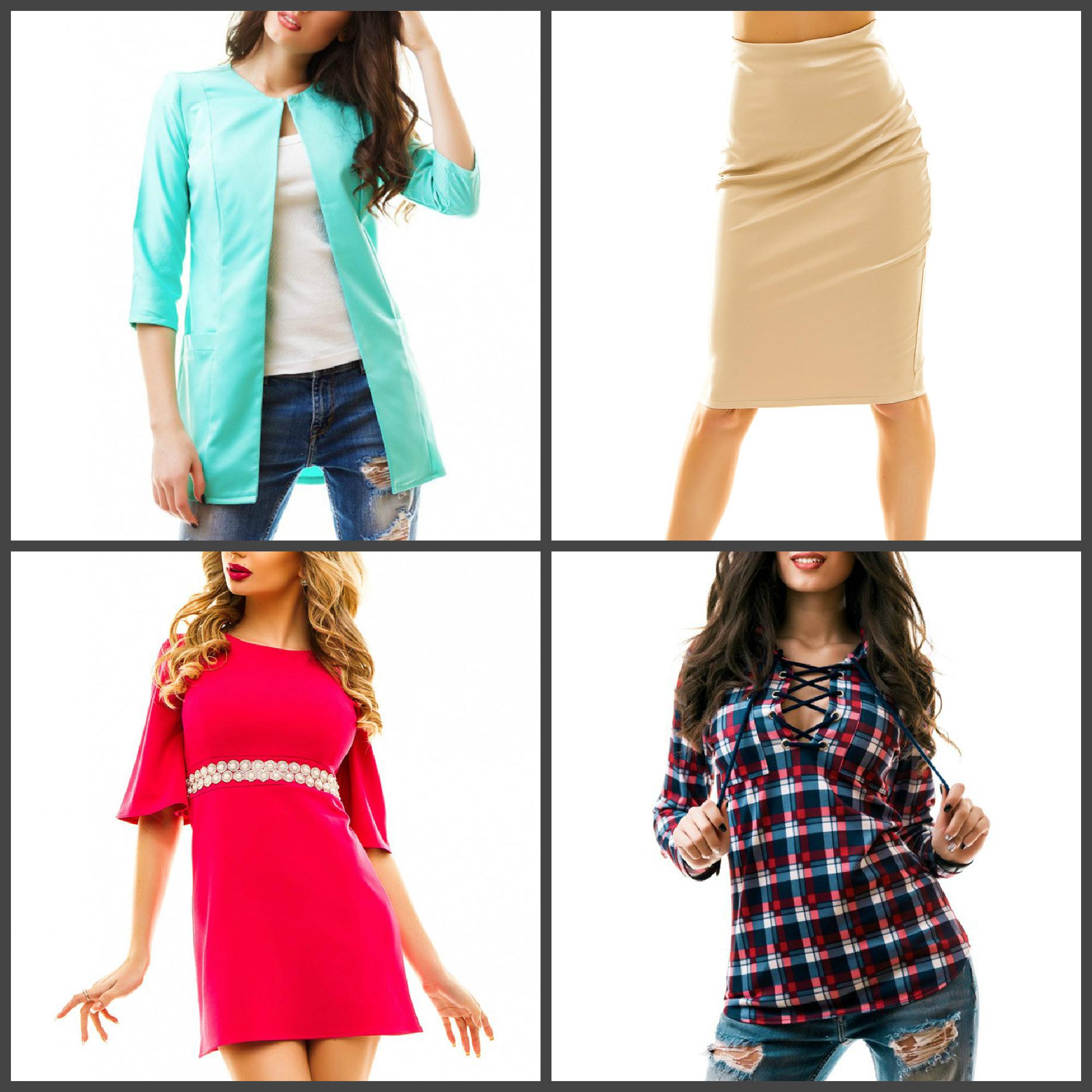 Немного новинок: кардиганы, юбки, рубашки