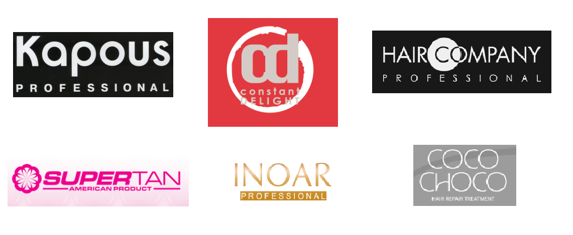 ���� �������. ��������� ��� ����� Kapous, Constant Delight, Hair Company, Start Epil, CocoChoco, Inoar � Cadiveu, ��� ��� ���������������, ������� � ����� �� ������� + ����������� � ��������� ��� �����. ��� ��� �����������! No 21