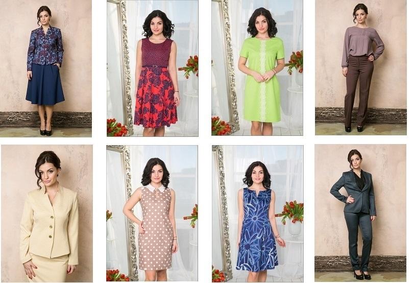 Женская одежда А>k>i>м>б>0. Деловой стиль и повседневная одежда с изюминкой! 42-52.