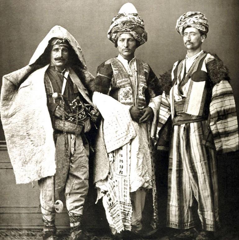 Курды...Нация без государства.