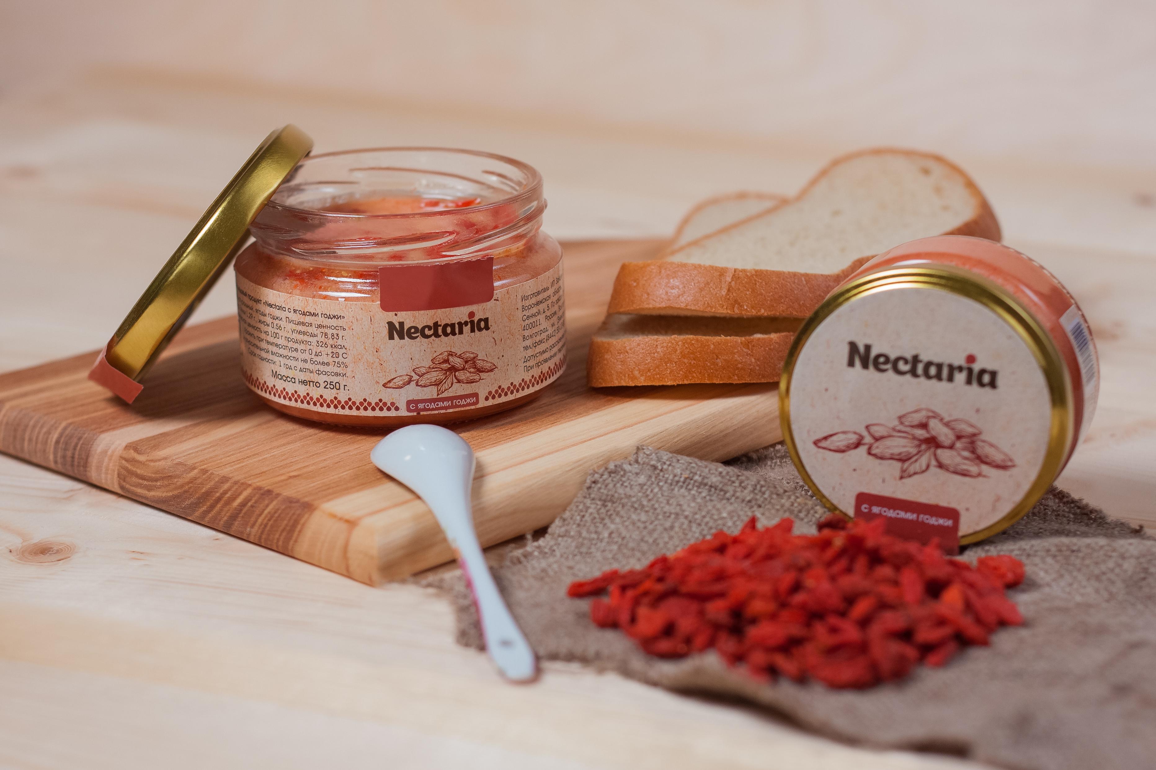 Сбор заказов. Попробуйте медово-ягодное лакомство от Nectaria!