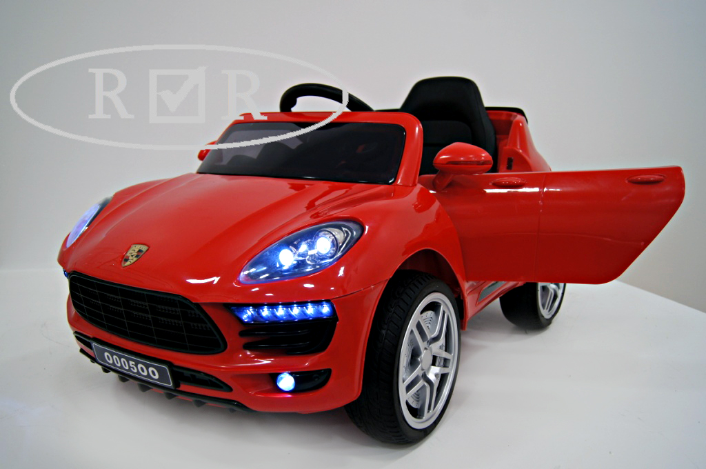 Новый электромобиль Porsche Macan O005OO