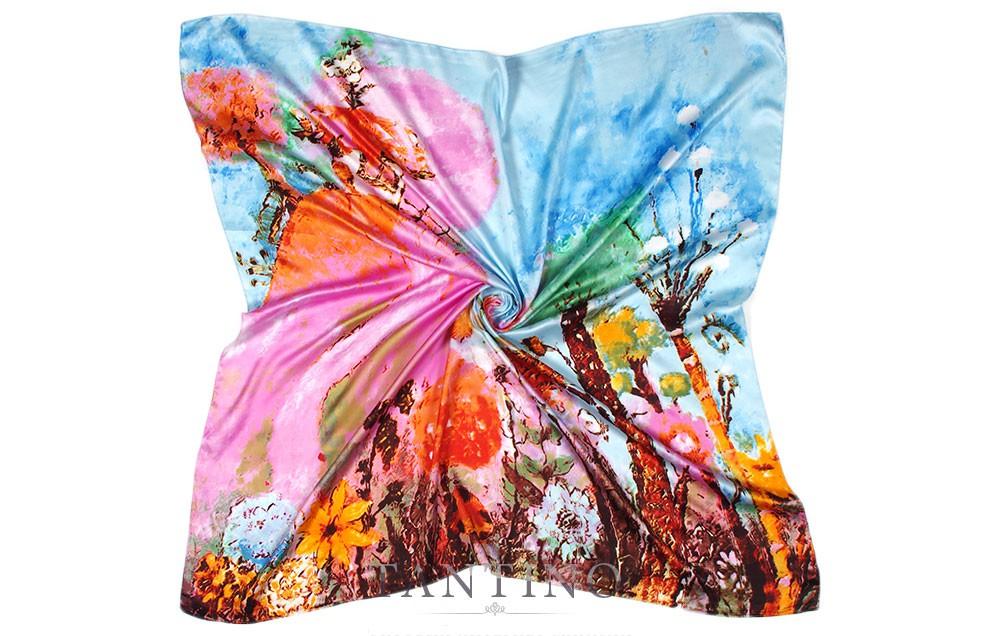 Палантины, платочки, шарфы, косынки. Цветовая гамма шикарная, выбор огромный - просто не возможно устоять.