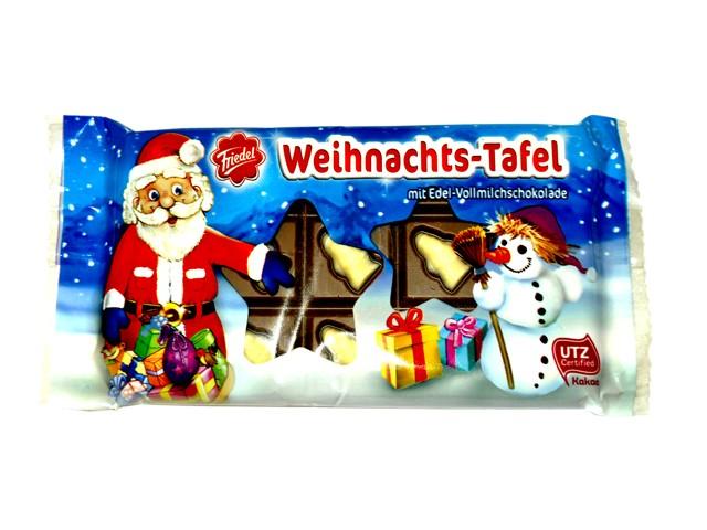Распродажа-экспресс. Остатки сладки. Шоколад в новогодней упаковке с огромными скидками.