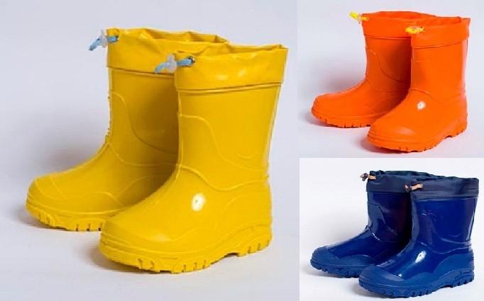 Модная обувь для мокрой погоды - Каури - большой выбор ПВХ и ЭВА для всей семьи-7
