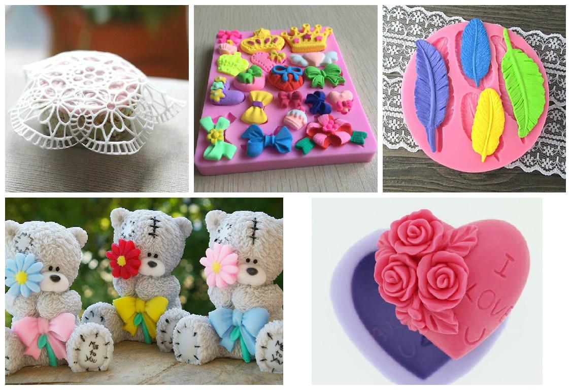 Сбор заказов. Силиконовые молды и маты 3D для мастики, шоколада, айсинга. Мы украсим Ваш торт ! Выкуп -3