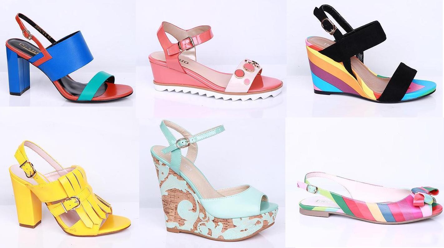 Женская обувь Inario. Весна-лето 2016!
