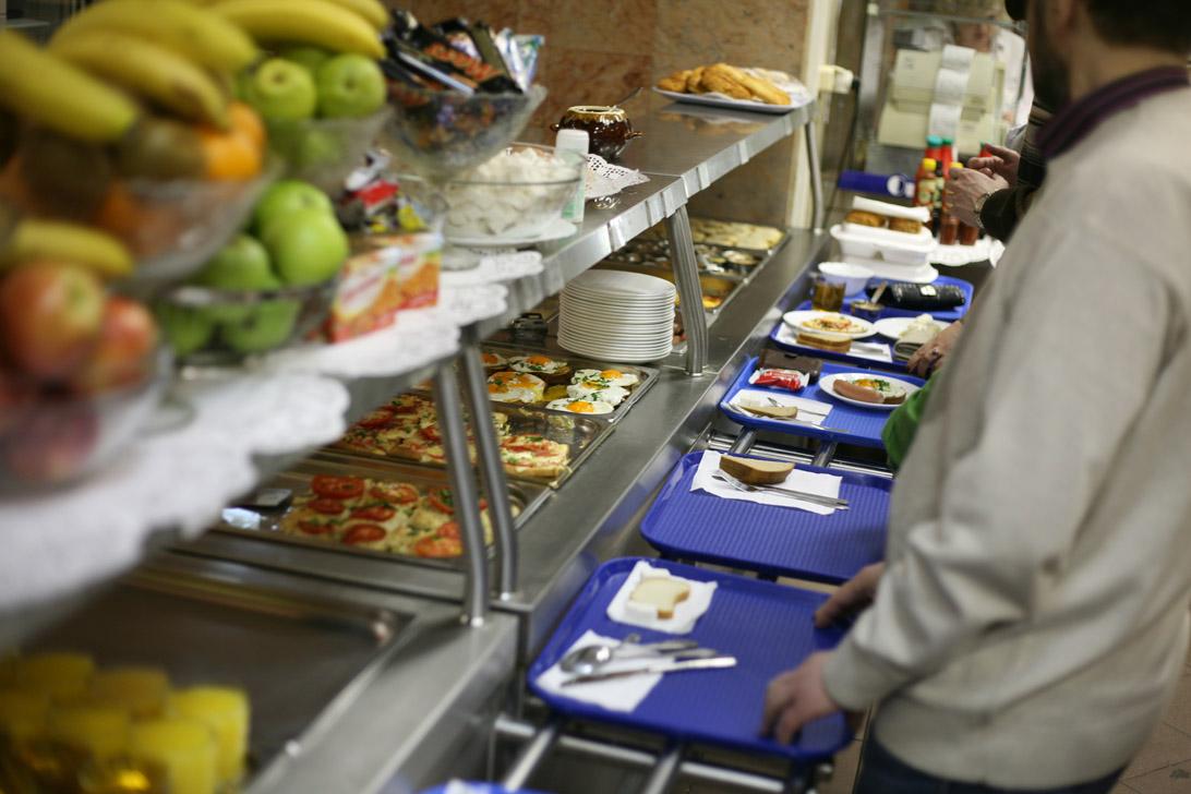 Организация питания корпоративное питание для промышленных предприятий