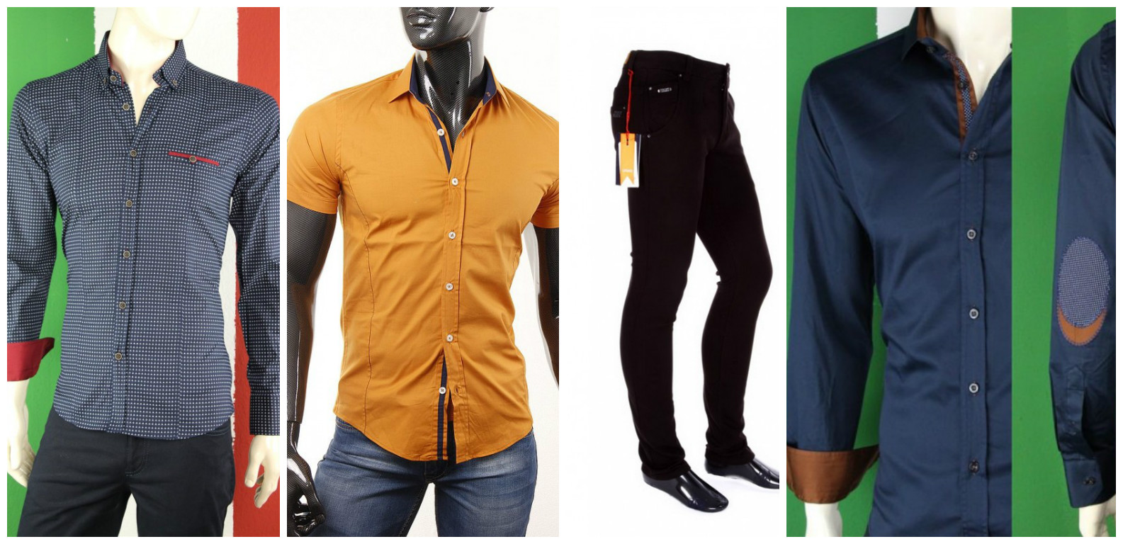 СБОР ЗАКРЫТ. Супер модные и стильные рубашки, джинсы турецкого производителя ТМ Stile Italiano
