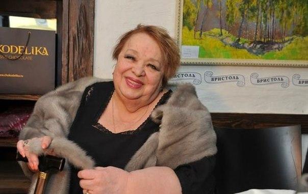 В Москве в возрасте 77 лет скончалась актриса Наталья Крачковская.