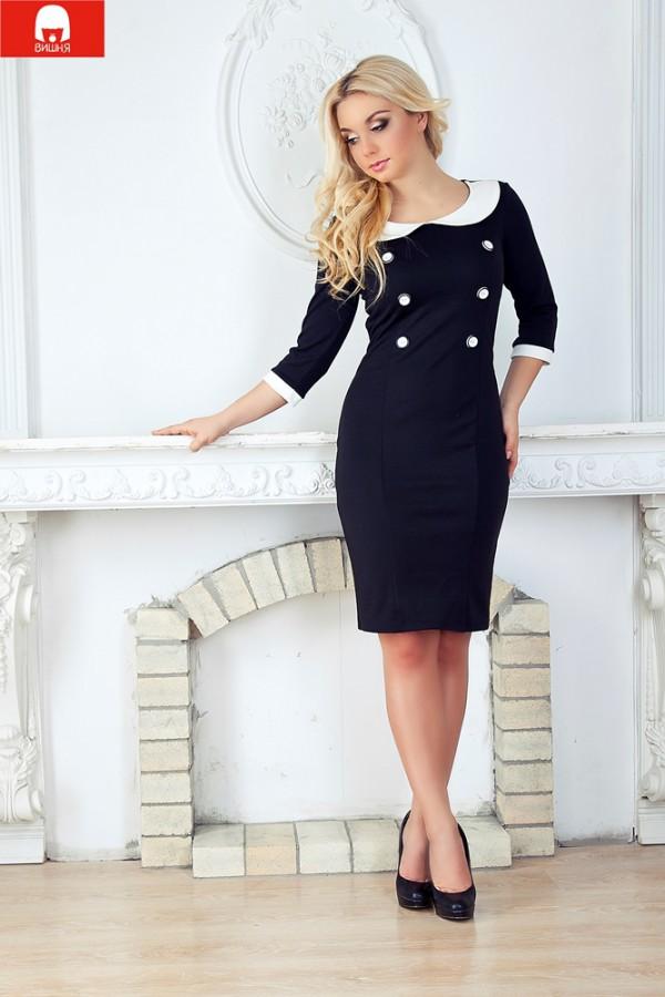 Сбор заказов. Женская одежда российского производителя ВИШНЯ. Всегда элегантная и утонченная! Платья, водолазки, джемпера, блузы, туники из трикотажа. Распродажа! Выкуп 4.