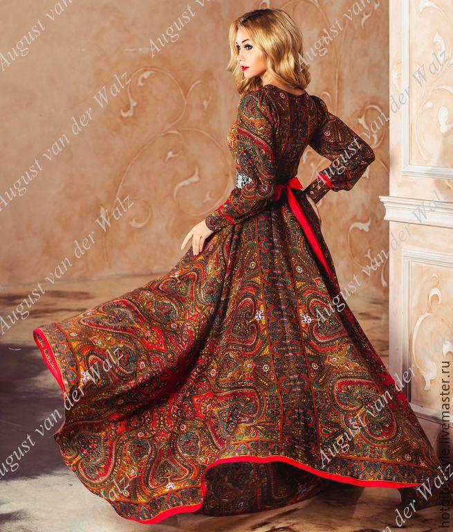 Сбор заказов. Подарите себе роскошь цветов. Дизайнерские платья от Модного Дома Северной Венеции.