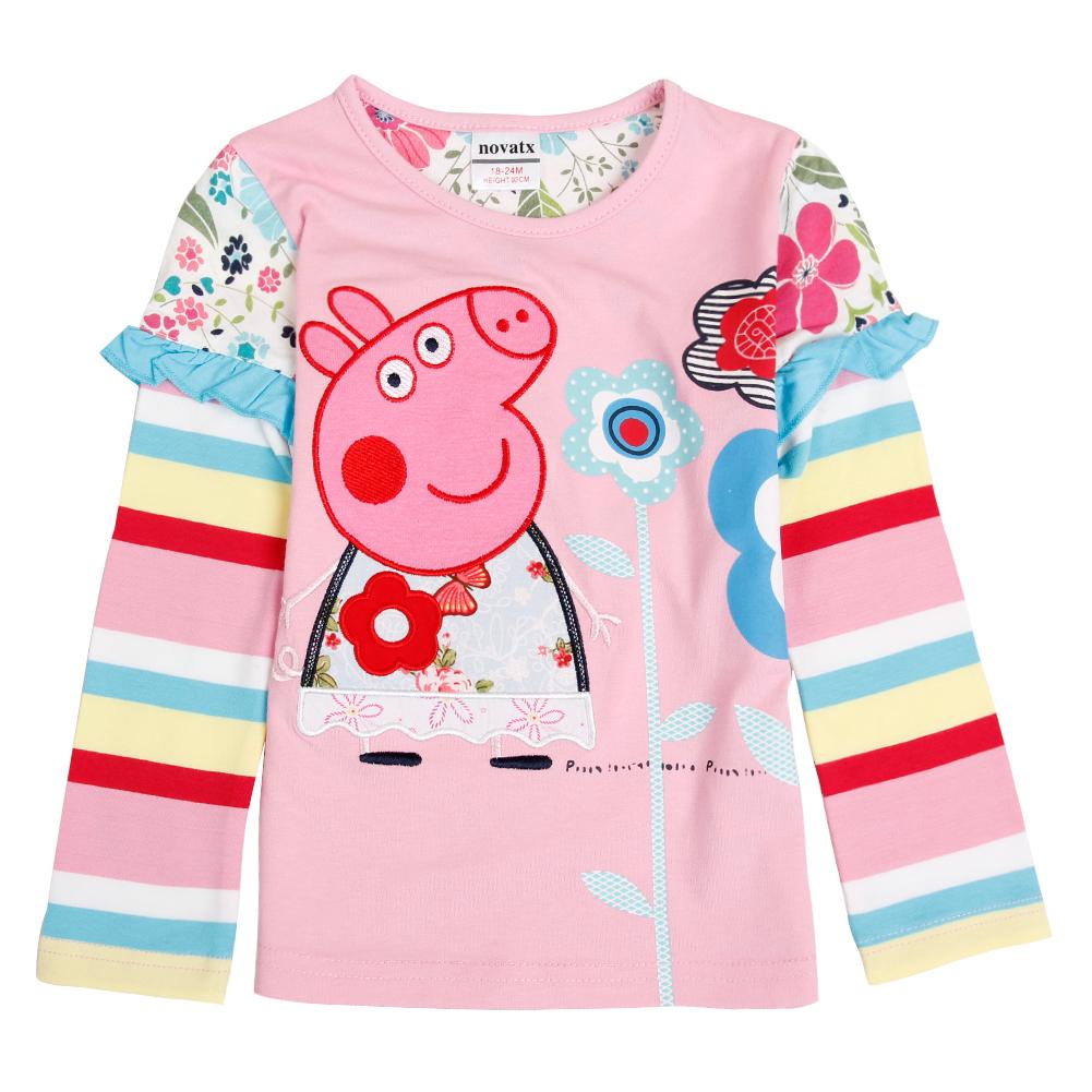 Предзаказ Март: детская одежда Nova (долгожданная Пеппа), Neat. А так же Star, Flags, Gap и др. Футболки с длинным и коротким рукавом, платья, леггинсы, брюки. А так же кофты, свитеры, кардиганы. Заказы будут бронировать!