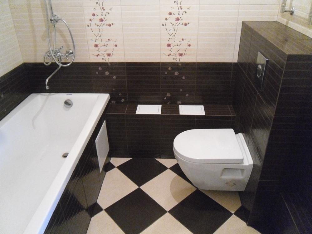 Ремонт ванной комнаты, санузла под ключ - выгодная цена!