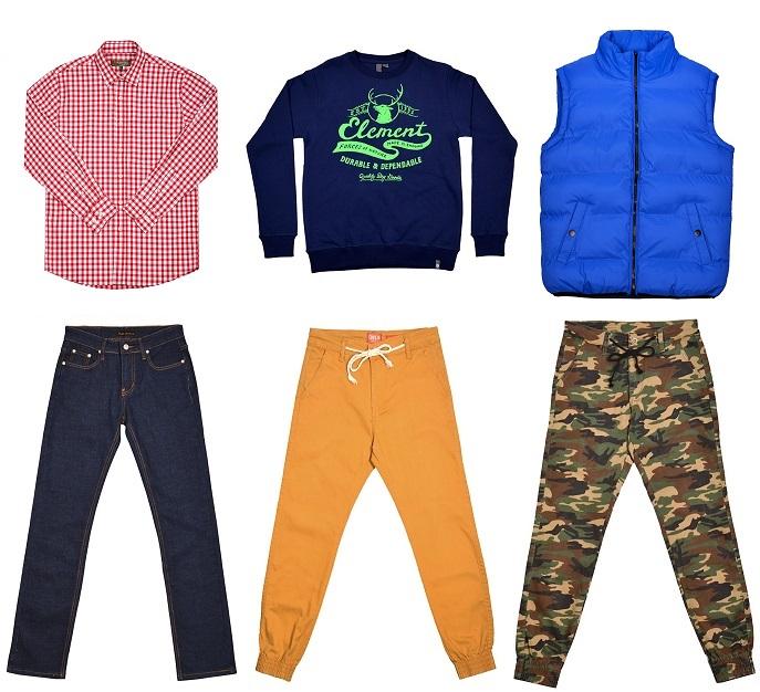 EGO-style для молодых и стильных-3!Качественный деним, классические клетчатые рубашки и много стильных аксессуаров!