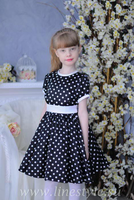 Cбор заказов. Платья для девочек и их мам в едином стиле family look, а какие цены...всем понравятся-1