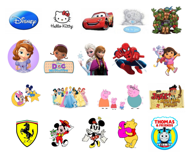 ���� �������. ������� ������ Disney, Hello Kitty, Ferrari, Cars, Me to You, Princess, Peppa, Dora �� 0 � ������. ���������� ����������! ����� 3/16