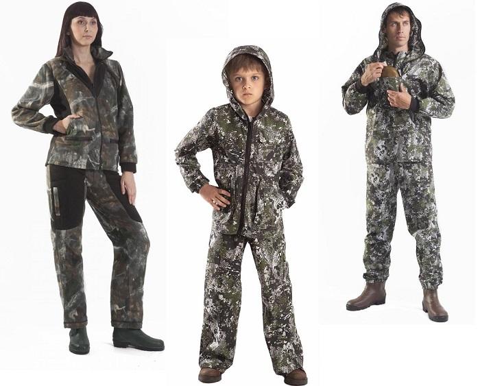 Новая закупка! Одежда для туризма, пикников, рыбалки, охоты. Мужской, женский и детский камуфляж. Противоэнцефалитные костюмы. А так же спальные мешки, рюкзаки и аксессуары. Без рядов! До 62 р-ра