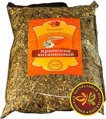 Фиточай 1 Крымский витаминный 80 гр
