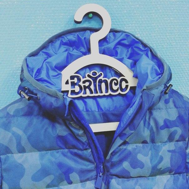 Brinco - детская одежда с уникальной системой роста. Предзаказ зимы 2016-2017