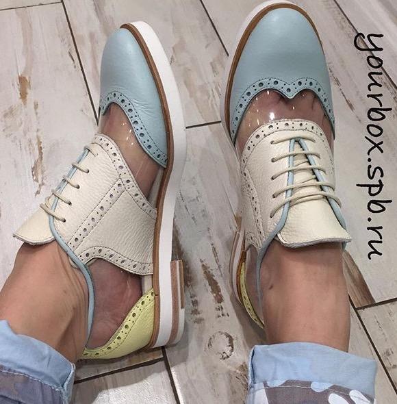 Сбор заказов. Самая трендовая обувь. Маст хэв этой весны!