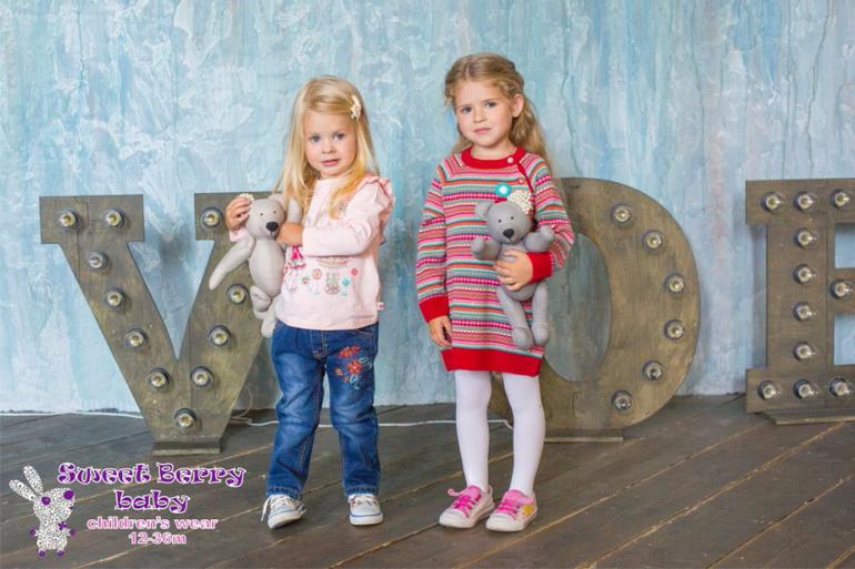 Сбор заказов. Распродажа и шикарная новая коллекция весна-лето детской одежды Сладкие ягодки! От такой красоты глаз не