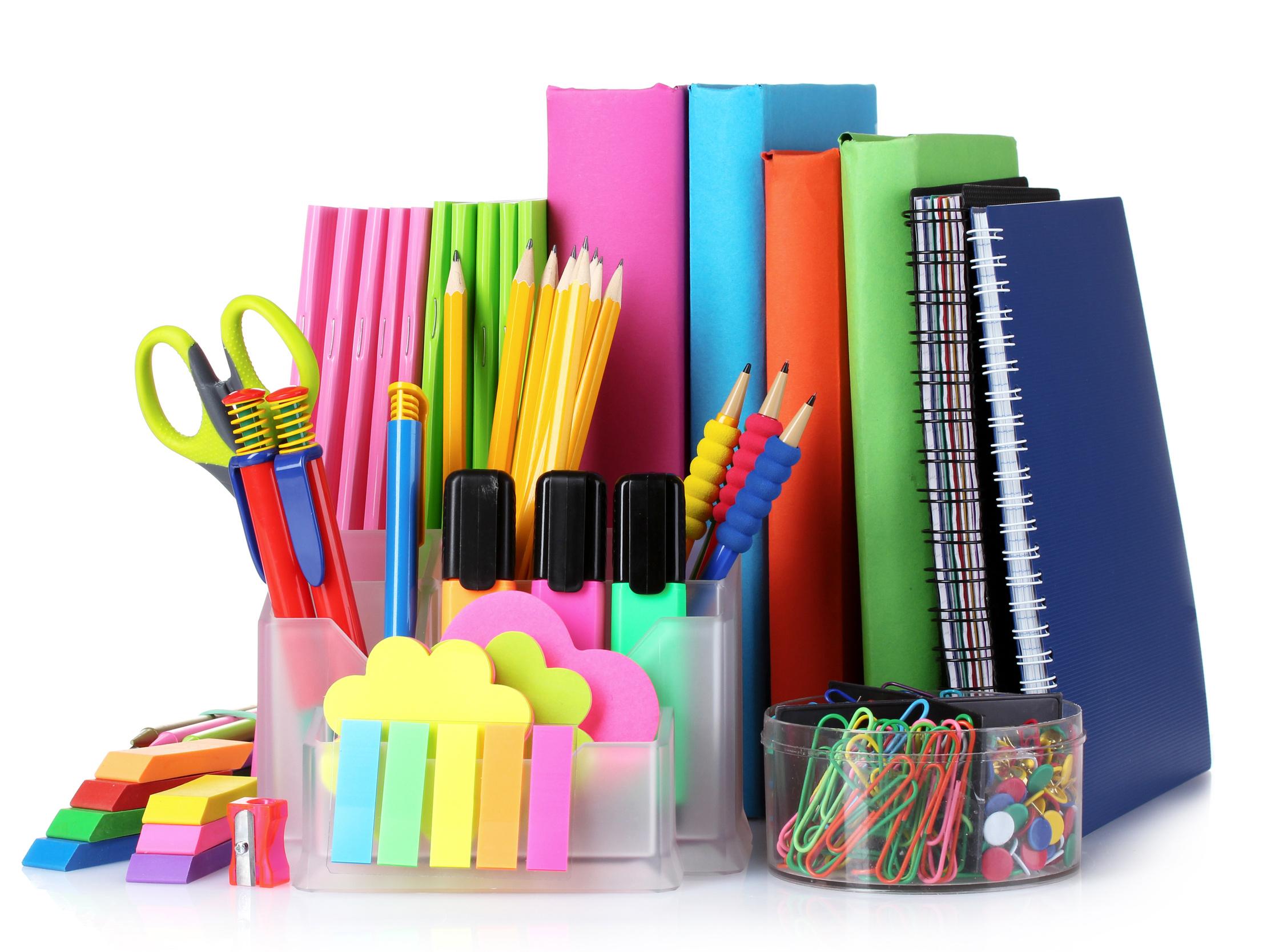 Сбор заказов. Канцелярские товары для дома, офиса, школы. Письменные и чертежные принадлежности, цветные карандаши, фломастеры, мелки и краски, ножницы, ластики, линейки, дыроколы, степлеры, блокноты, визитницы и многое другое! Выкуп 4.