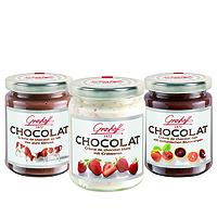 Сбор заказов. Grashoff - шоколадная паста из Германии! Разнообразие вкусов: от темного до белого шоколада, от ананаса до перца!-3