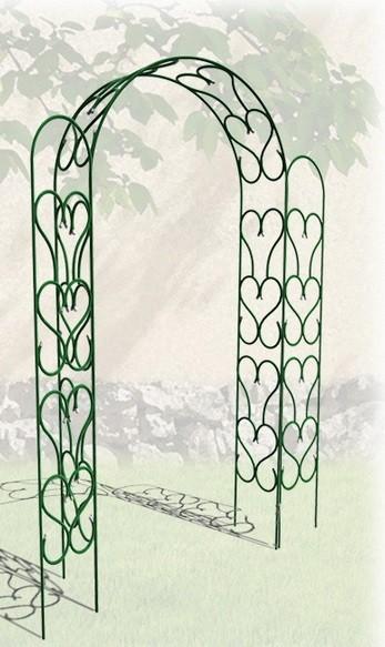 Сбор заказов. Неизменный хит садовых продаж садовое железо: шпалеры, арки, заборчики, опоры Гранпласт - достойное