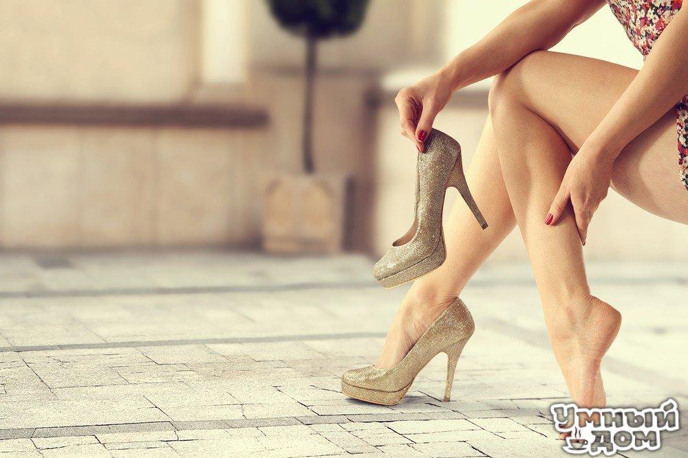 Что делать, если отекают ноги летом