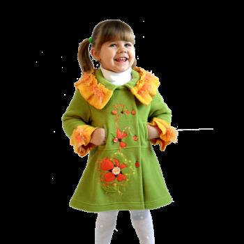 Рекомендую! Детская одежда из флиса и велюра.