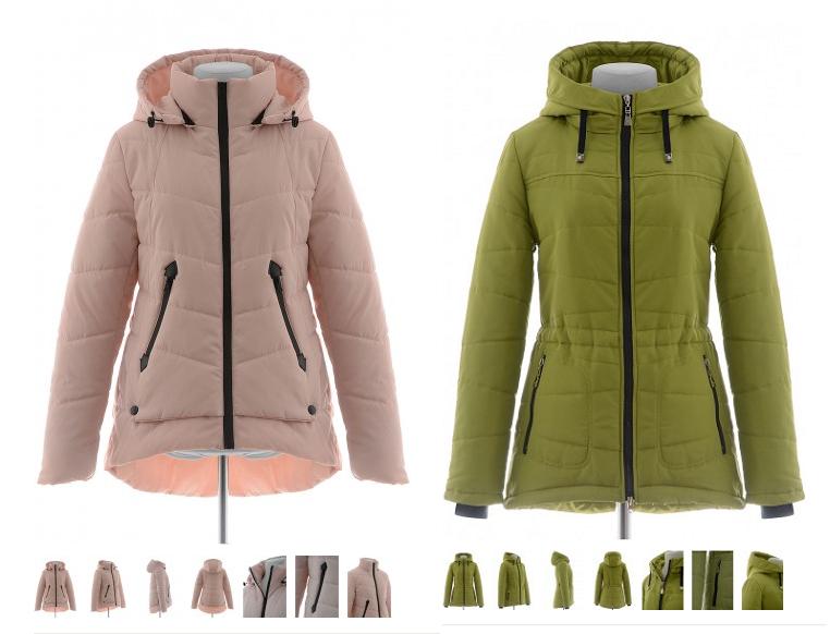 Fashion куртки-52. Разнообразная женская верхняя одежда весну, лето, зиму, от 38-го до 66-го размера. Новые весенние модели, куртки от 1400 руб.!